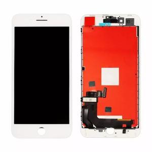شاشة ايفون 8 بلس أبيض