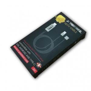 كبل HDMI متوافق مع الايفون والاندرويد - اكس بانثر