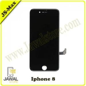 شاشة ايفون 8 أسود ماكس JS-Max