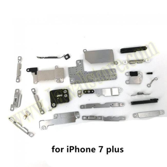 طقم قطع معدنية لتثبيت المكونات الداخليه أيفون 7 بلس