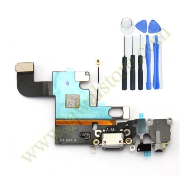 مدخل شحن USB  لأيفون 6 بلس - فضى مع عدة التركيب