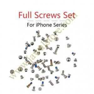 طقم مسامير كامل لتثبيت أجزاء جوال ايفون  6 بلس