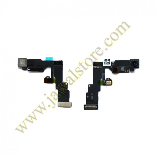 الكاميرا الأمامية مع حساس الضوء لأيفون 6