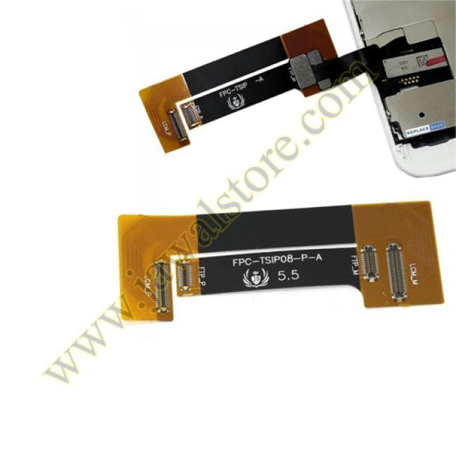 كابل اختبار الشاشة ايفون 8 بلس