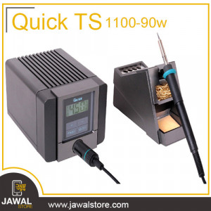 كاوية اللحام الرقمية كويك TS1100  الاحترافية 90 واط