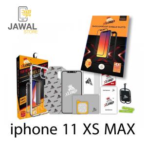 iphone X S - max حماية اكس لورد 5 في 1 - XLORD