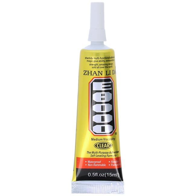 غراء لاصق متعدد الاستخدام  ملم GLUE E8000 - 15