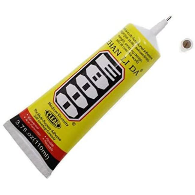 غراء لاصق متعدد الاستخدام  ملم GLUE E8000 - 110