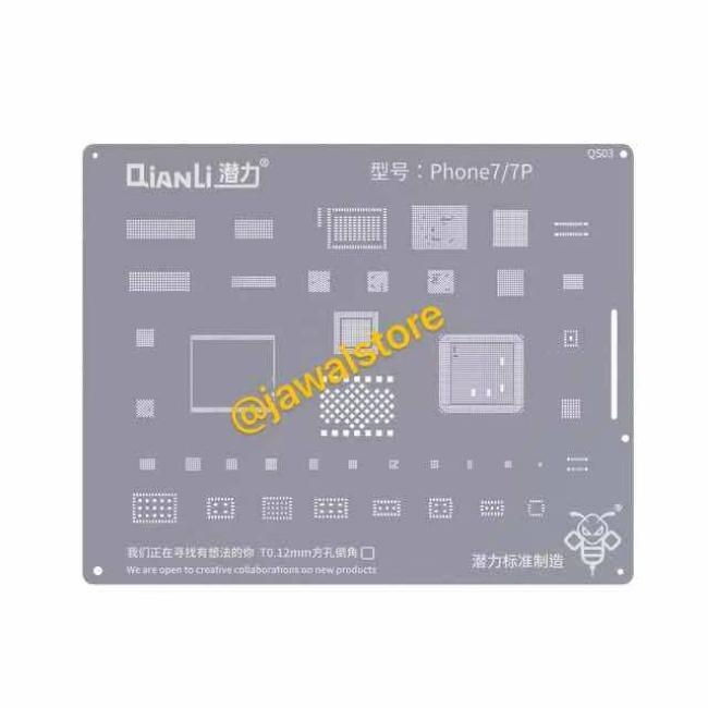 شبلونه Qianli ايفون 7 و 7 بلس -  Qianli QS03 Phone7/7P