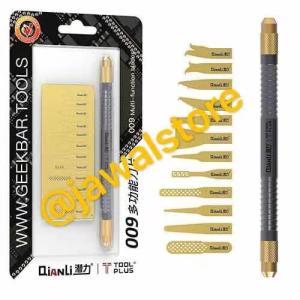 سكينة 009 لفك الحمايه اسفل المعالج و للاستخدمات الدقيقه من Qianli
