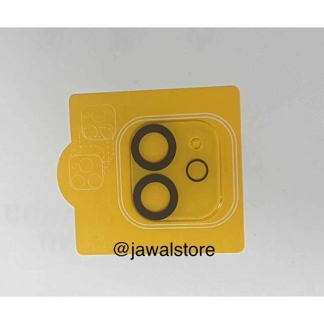 زجاج حماية الكاميرا الخارجي ايفون 12 - عدد 10 قطع
