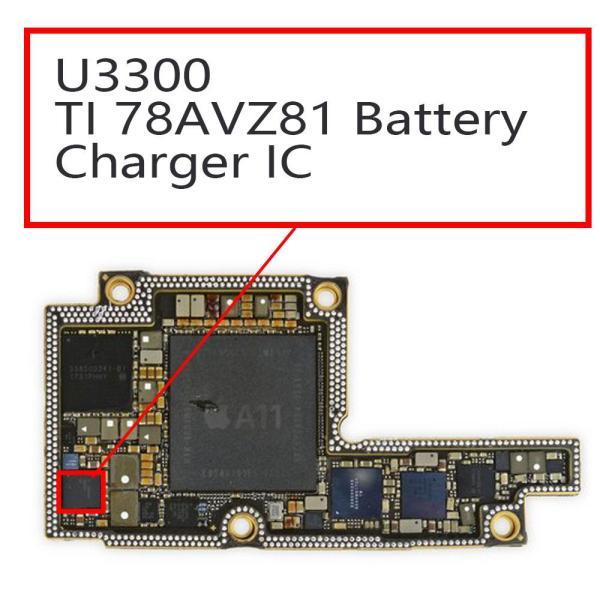 اي سي الشحن ( تجرس ) u3300 المسئول عن الشحن لايفون 8 - 8 بلس - ايفون اكس X