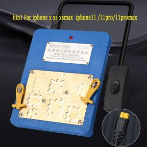 سخان بورد ميكانيكي   6in1 طراز IX5 MAX لهاتف   X.XS.XSMAX.11.11PRO.11PRO MAX