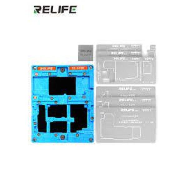 شبلونة بورد ريليف 6 فى 1              RL-601R