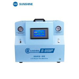 ماكينة تجديد الشاشات - Sunshine S-959P Mute Laminating Debubblers One Machine