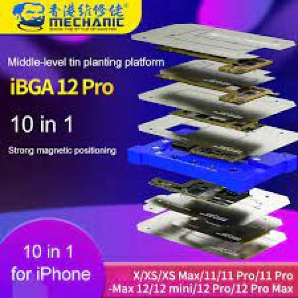 شبلونة  احترافية من ميكانيك IBGA MAX 6