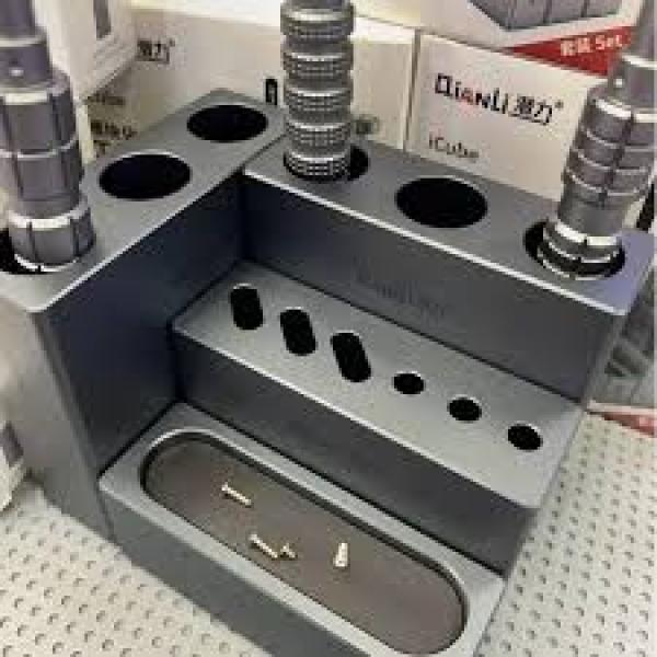هولدر متعدد لحمل ادوات الصيانة  واعادة المغناطيس لها